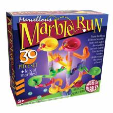 Marble Run 30 Piece With Marbles