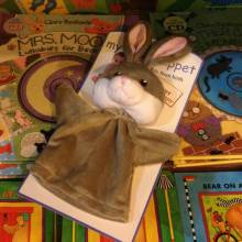 RABBIT My First Puppet
