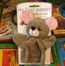 Mouse - My First Puppet 0+