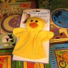 DUCK My First Puppet