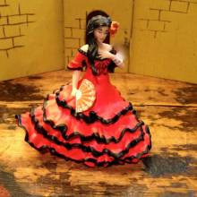 PAPO Andalusian Princess Figure