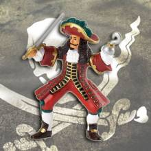 PAPO Pirate Captain Hook.