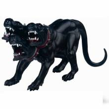 CERBERUS 3 Headed Dog Papo Fantasy Figure