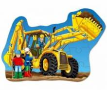 Big Digger Jigsaw Puzzle By Orchard Toys 3-6yrs