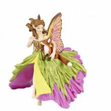 PAPO Riding Elf With Fox Fairy Figure.