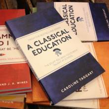 A Classical Education Paperback Book