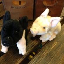 Piglet Soft Toy 20cm