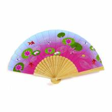 Miss Waterlilly Paper Fan in Box Djeco