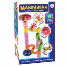 Marbureka Marble Run 29 Piece Set