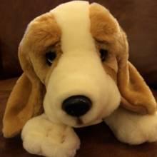 Benny Basset Dog Soft Toy 35cm