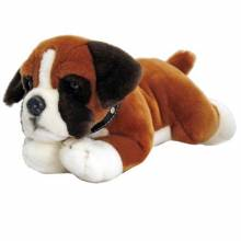 Bumper The Boxer Dog Soft Toy 35cm