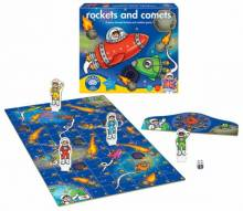 Rockets And Comets Game By Orchard Toys 4+