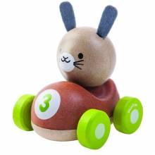 Bunny Racer Plan Toys 12m+