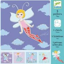 Fairy - Stencils By Djeco