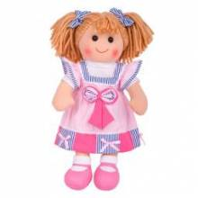Georgie Rag Doll Girl Traditional 38cm