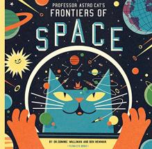 Professor Astro Cats Frontiers Of Space - Hardback Book