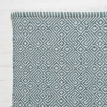 Provence TEAL 180 x 120cm Recycled Bottle Rug