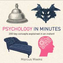 Psychology In Minutes Book