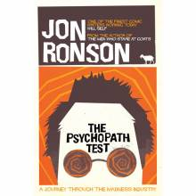 The Psychopath Test By Jon Ronson Paperback Book