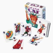 Rat A Tat Cat Card Game 6+