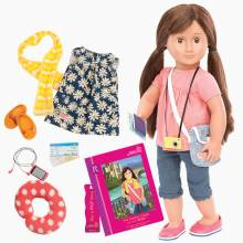 Reese - Book Deluxe - Our Generation Doll 3+