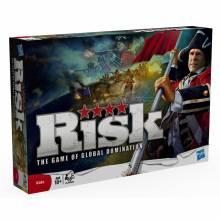 Risk Refresh Classic Board Game 10+