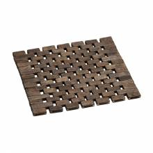 Rubberwood Slatted Trivet