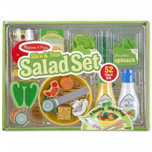 Salad Set Slice And Toss Melissa & Doug