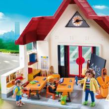 Schoolhouse Playmobil 6865