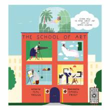 The School Of Art By Teal Triggs Hardback Book