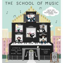 The School Of Music Hardback Book