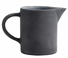 Small Grey Stoneware Jug