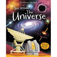See Inside The Universe - An Usborne Flap Book