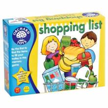 Shopping List Game By Orchard 3+