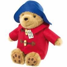 Classic Paddington Bear Soft Toy 21cm