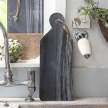 Slim Grey Marble Paddle Board.
