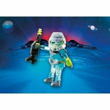 Space Warrior Figure Playmo-friends Playmobil 6823