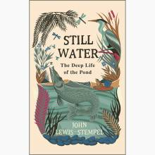 Still Water: The Deep Life Of The Pond - Hardback Book