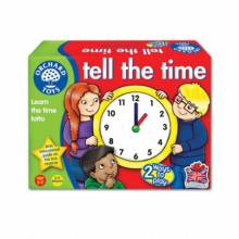 Tell The Time Game By Orchard Toys