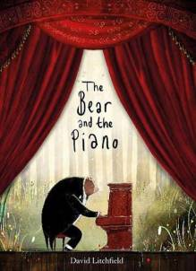 The Bear And The Piano Paperback Book