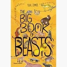 The Big Book Of Beasts - Hardback Book