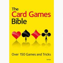 The Card Games Bible - Paperback Book