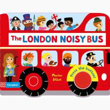 The London Noisy Bus - Board Book