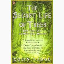 The Secret Life Of Trees - Paperback Book