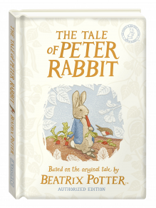 The Tale Of Peter Rabbit By Beatrix Potter - Hardback Book