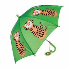 Child's Tiger Umbrella 3yr+