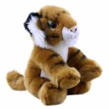 Tiger Wilberry Wildlife Soft Toy 22cm.
