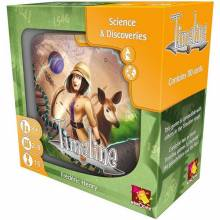 Timeline Card Game - Science & Discoveries 8+