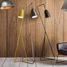 Torquist Floor Lamp Chrome