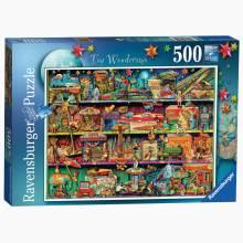 Toy Wonderama Jigsaw Puzzle 500pc Ages 9+